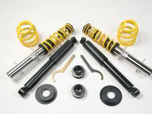 "ES#3247357 - HPA-201 - SHS Coilovers - Height adjustable with average lowering of .4""-1.4""F, .4""-1.4""R. - HPA Motorsports - Audi Volkswagen"