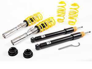 "ES#3247358 - HPA-204 - SHS Coilovers - Height adjustable with average lowering of 1.0""-2.1""F, .1.4""-2.4""R. - HPA Motorsports - Audi Volkswagen"