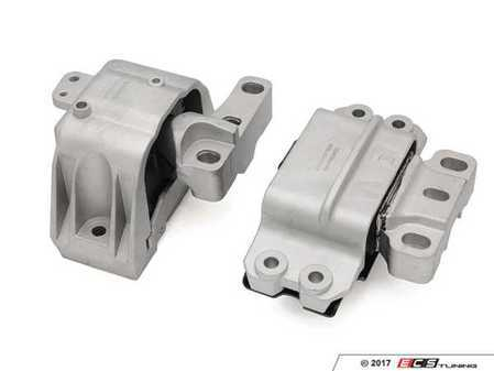 ES#3247652 - 034-509-5024-SD - Street Density Motor Mount - Pair - For long-lasting, consistent performance and comfort - 034Motorsport - Audi Volkswagen