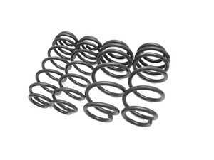 ES#3247677 - 034-404-1002 - Dynamic+ Performance Lowering Springs - Engineered to improve handling and deliver superb ride quality! - 034Motorsport - Audi