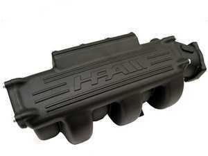 ES#3247414 - HVA-509-2 - CVP Short Runner Intake Manifold - Short Neck - Moves throttle body location closer to the intercooler - HPA Motorsports - Audi Volkswagen