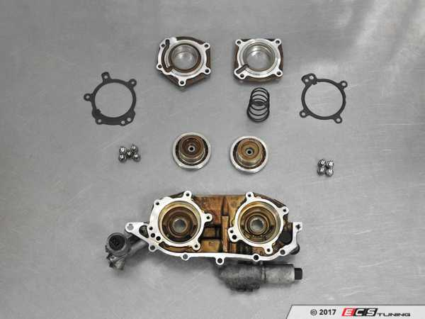 ES#3221108 - 012017ECS - Build-Your-Own ECS M52TU/M54 Dual Vanos Rebuild Kit - Restore lost power by replacing worn VANOS seals with the right material. Our instructional PDF shows you how to DIY! - ECS - BMW