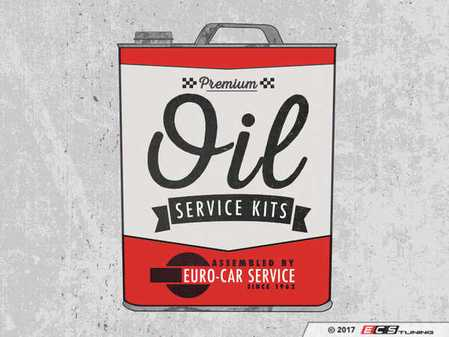 ES#3706534 - BY0-ALH-OIL-KT1 - MK7 Jetta 1.4T Oil Service Kit - 0W-20 - Create the ultimate kit that best suits your needs! - Assembled By ECS - Volkswagen