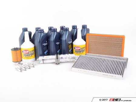ES#257590 - E6XINS2 - Inspection 2 - Service Kit - Includes all required parts to service your BMW - Assembled By ECS - BMW
