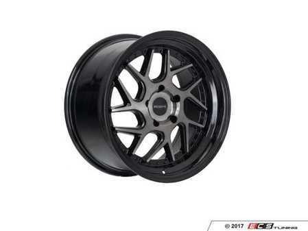 """ES#3521566 - r3318855120scKT - 18"""" R33 Wheels - Square Set Of Four - 18""""x8.5"""" ET35 5x120 - Smoked Carbon with Black Lip - Regen5 - BMW MINI"""
