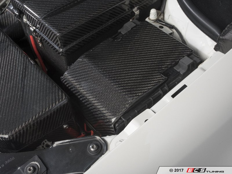 ECS News - ECS Carbon Fiber Fuse Box Overlay | Audi/VW  Volkswagen Gti Fuse Box on