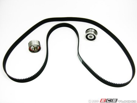 ES#1864 - 077198479 - ECS Tuning Timing Belt Kit - Standard - Comes with timing belt & three tensioner / rollers. - Assembled By ECS - Audi