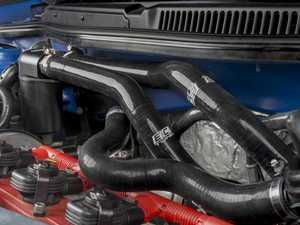 ES#3187868 - 019138ecs01-01KT -  ECS Tuning Baffled Oil Catch Can System - Everything needed to keep your intake tract clean and oil free! - ECS - Volkswagen
