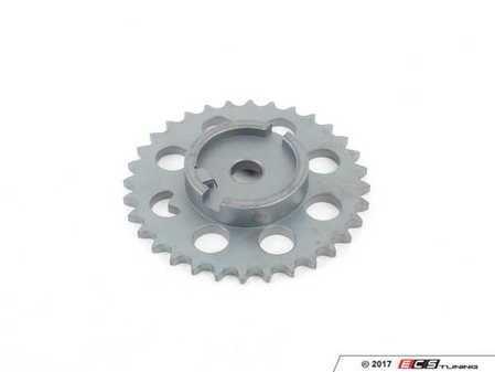 ES#3220575 - 021109569 - Intermediate Timing Chain Gear - 32 Tooth inner sprocket that runs the lower chains - Bremmen Parts - Volkswagen