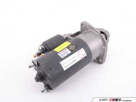 ES#2724206 - 12411740379ktbKT - Remanufactured Starter - Includes a $60 refundable core charge - Bosch - BMW