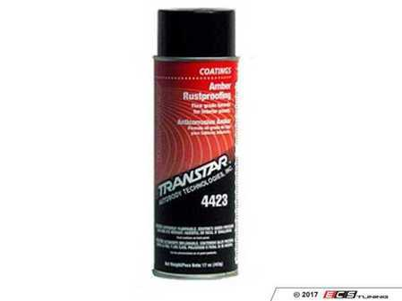 ES#3410412 - TRE4423 - Transtar Can Amber Rustproofing 17 Oz - If you want professional results use what the professionals use. - Transtar - Audi BMW Volkswagen Mercedes Benz MINI Porsche