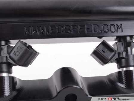 ES#3245422 - N54PISPACERKIT - N54 Port Injection spacer Kit - Evolution of Speed -