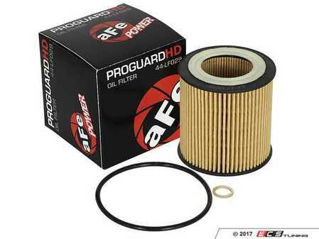 ES#3410521 - 44-LF029 - Pro GUARD D2 Oil Filter - Increased flow and efficiency for high oil demanding engines. - AFE - BMW