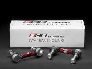 ES#3184747 - 018319ECS01A -  Adjustable Rear Sway Bar End Links - Pair - A must have for lowered suspensions or as a heavy duty OE-replacement. Adjustable from 86.5mm - 109.5mm - ECS - Audi Volkswagen