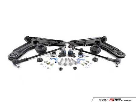 ES#2724963 - 1J0498016KT - ECS Tuning Suspension Refresh Kit - Stage 3 - Restore the handling of your vehicle to bring back that new car feel - Assembled By ECS - Volkswagen
