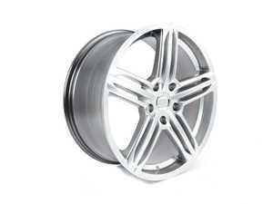 """ES#2992317 - 620-17 - 20"""" Style 620 - Hyper Silver - Priced Each - 20x9, ET55, 5x130, 71.5CB - Alzor - Porsche"""