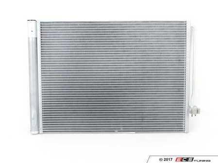 ES#3673042 - 64509239992 - AC Condenser - Complete new unit - Behr - BMW