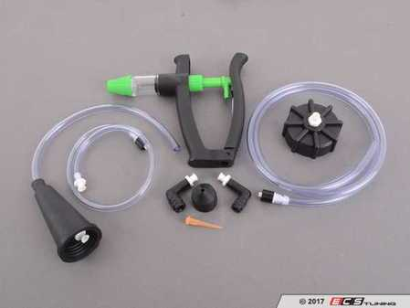 ES#3220393 - PHX2104EURO - V5 European Reverse Brake Bleeder Kit - With this special Euro kit you can bleed brakes from the top down or bottom up. Easy one person operation. - Phoenix Systems - Audi BMW Volkswagen Mercedes Benz MINI Porsche