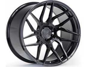 "ES#3420640 - fx719955112gbKT2 - 19"" RFX7 Wheels - Set Of Four - 19""x9.5"", ET45, CB57.1, 5x112 - Gloss Black - Rohana Wheels - Audi Volkswagen"