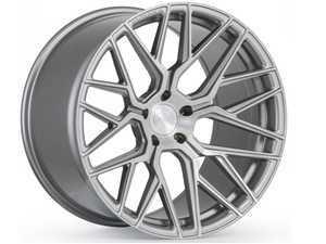 "ES#3411242 - fx102095112bKT4 - 20"" RFX10 Wheels - Set Of Four - 20""x9"", ET35, CB66.6, 5x112 - Brushed Aluminum - Rohana Wheels - Audi"