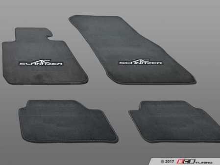 ES#3411101 - 514781110 - AC Schnitzer Floor Mats - A subtle way to upgrade the look of your interior - AC Schnitzer - BMW
