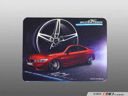 ES#3411140 - 904030210 - AC Schnitzer Mouse Pad - A nice touch for any BMW fan - AC Schnitzer - BMW