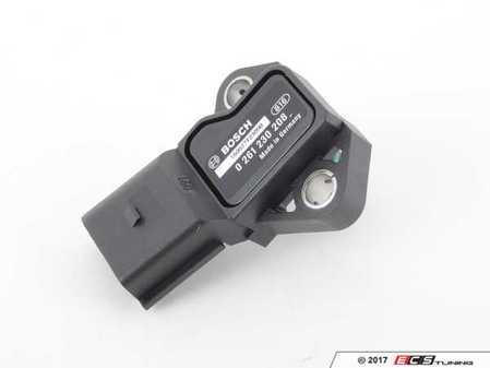 ES#3188039 - 038906051E - MAP Sensor - Measures the pressure in the turbocharger system - Bosch - Audi