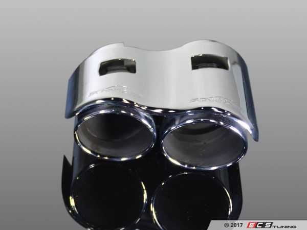 ES#3410790 - 1814222450 - AC Schnitzer Exhaust tips - A unique look to change the looks of your exhaust system - AC Schnitzer - BMW