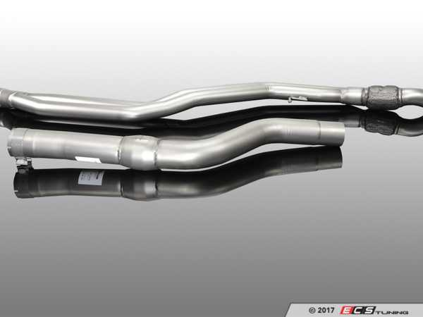 ES#3410723 - 1812222343 - AC Schnitzer Exhaust system - Constructed of durable stainless steel for unique sound and performance - AC Schnitzer - BMW
