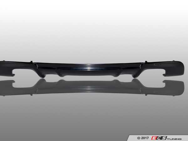 ES#3411012 - 511290420 - AC Schnitzer Rear Diffuser - A subtle piece to make a drastic change - AC Schnitzer - BMW