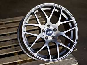 "ES#3411855 - v13c03-5112571KT - 18"" V710 - Set Of Four - 18""X8.5"" ET45 5x112 - Diamond Anthracite - VMR - Audi Volkswagen"