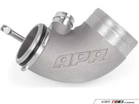 ES#3411786 - MS100137 - APR Turbo Inlet Pipe - Cast aluminum construction for improved flow - APR - Audi Volkswagen