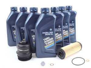 BMW F30 340i B58 3 0L Oil Service - Page 1 - ECS Tuning