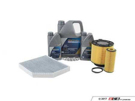 ES#258210 - B8A5SKKT - ECS Tuning 40k Service Kit - Includes everything you need to complete the factory 40k service - Assembled By ECS - Audi
