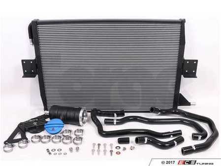 ES#3412036 - FMCCRAD1 - Charge Cooler and Expansion Tank Upgrade Kit - Upgrade your supercharger cooling system - Forge - Audi