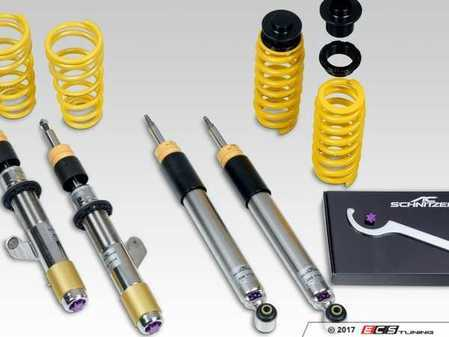 ES#3410834 - 3130230410 - AC Schnitzer RS Adjustable Coilovers - Superior handling with outstanding performance - AC Schnitzer - BMW
