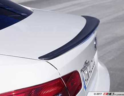 ES#3034536 - 516292510 - AC Schnitzer Rear Spoiler - Carbon Fiber - An excellent way to add more aggressive looks to your BMW - AC Schnitzer - BMW