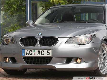 ES#3410963 - 511160110 - AC Schnitzer Front Spoiler - Give your 5er an aggressive front end - AC Schnitzer - BMW