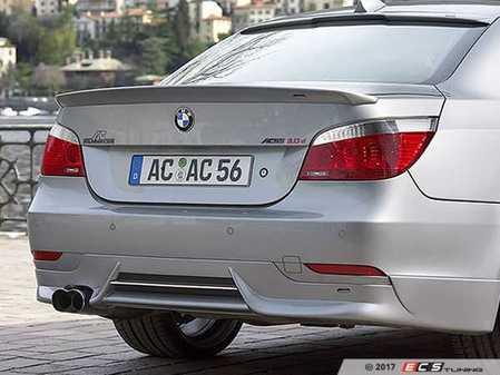 ES#3411001 - 511260110 - AC Schnitzer Rear Diffuser - Add a truly unique style - AC Schnitzer - BMW