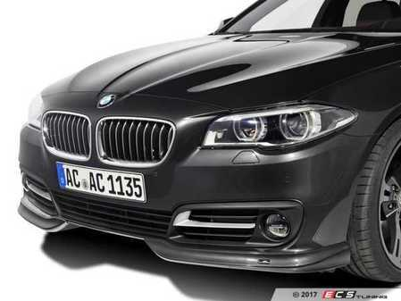 ES#3034406 - 5111210310 - AC Schnitzer Front Splitters - Add an aggressive look with the unique styling of AC Schnitzer - AC Schnitzer - BMW