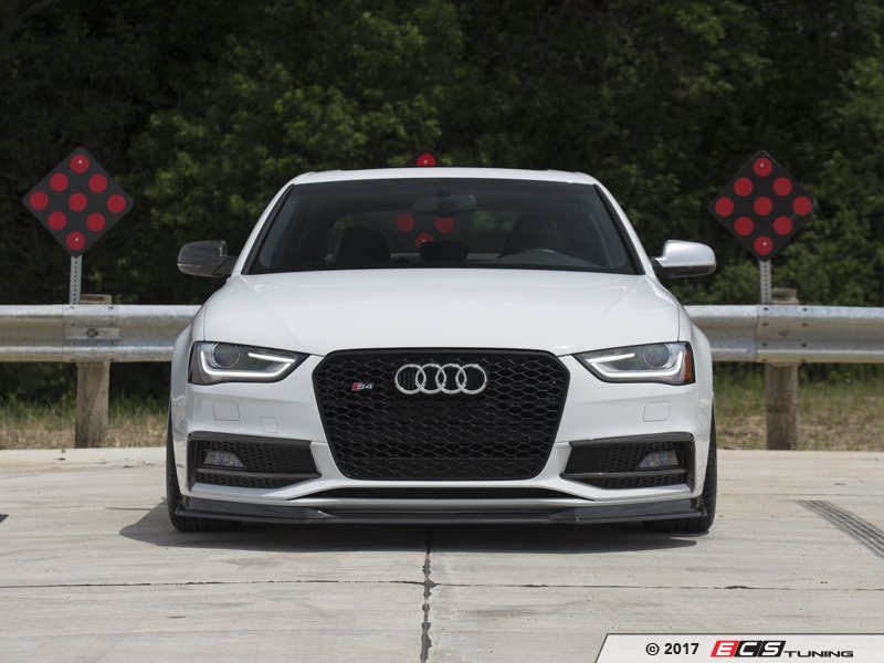 ECS News - Carbon Fiber Styling for your Audi B8 A4/S4