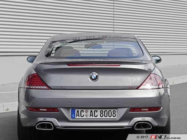 ES#3411004 - 511263410 - AC Schnitzer Rear Diffuser - Give your rear end an aggressive new look - AC Schnitzer - BMW