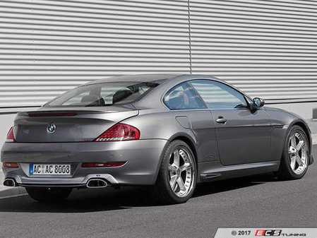 ES#3411124 - 516263210 - AC Schnitzer Rear Spoiler - Unigue styling to set your car apart from the rest - AC Schnitzer - BMW
