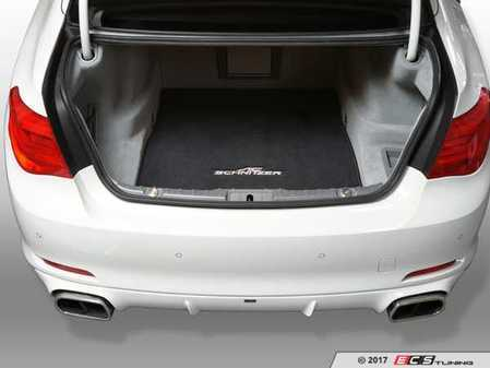 ES#3411093 - 514763510 - AC Schnitzer Rear Trunk Mat - Protect the carpet of your trunk - AC Schnitzer - BMW
