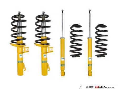 "ES#3219276 - 46-259301 - B12 Sportline Cup Kit - Average lowering Front: 1.0"", rear: 0.78"" - Bilstein - Volkswagen"