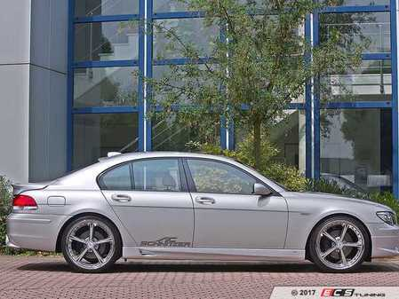 ES#3411132 - 517165110 - AC Schnitzer Side Skirt set - Give your car a more aggressive look - AC Schnitzer - BMW