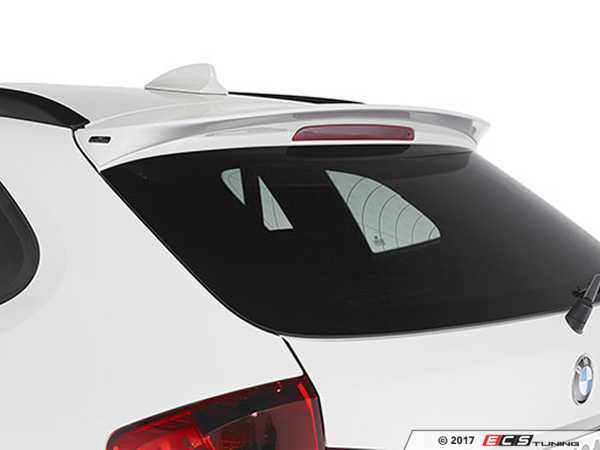 ES#3034524 - 513184110 - AC Schnitzer Rear Roof Spoiler - Give your X1 more aggressive looks - AC Schnitzer - BMW