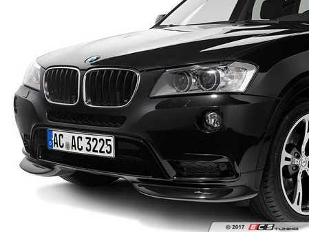 ES#3034416 - 5111225110 - AC Schnitzer Front Spoiler - Give your front end more aggressive style - AC Schnitzer - BMW
