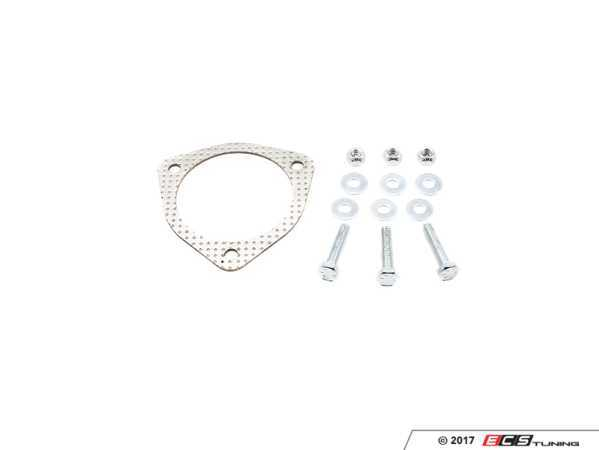 "ES#3081142 - 8510429 - 3.0"" Exhaust Hardware Replacement Kit - Grade 5 - Includes hardware and gasket for installing all 42 Draft Designs 3.0"" exhaust systems - 42 Draft Designs -"