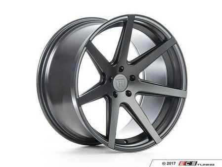 """ES#3419942 - rc71985et33KT5 - 19"""" RC7 Wheels - Square Set Of Four - 19x8.5"""" ET33 5x120 72.56CB - Matte Graphite - Rohana Wheels - BMW"""